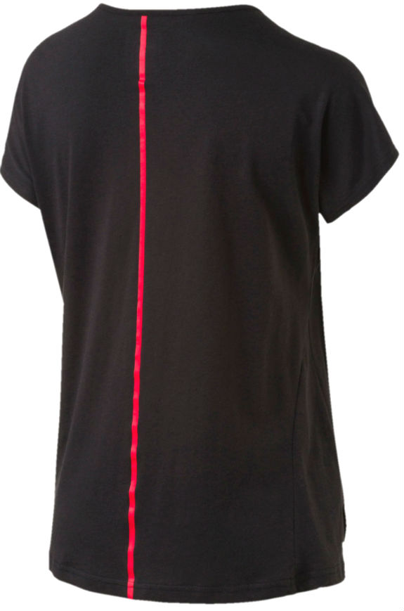 2017 PUMA SCUDERIA FERRARI LADIES T-SHIRT - BLACK