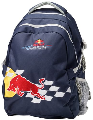 2011 SAC A DOS RED BULL RACING F1 TEAM -