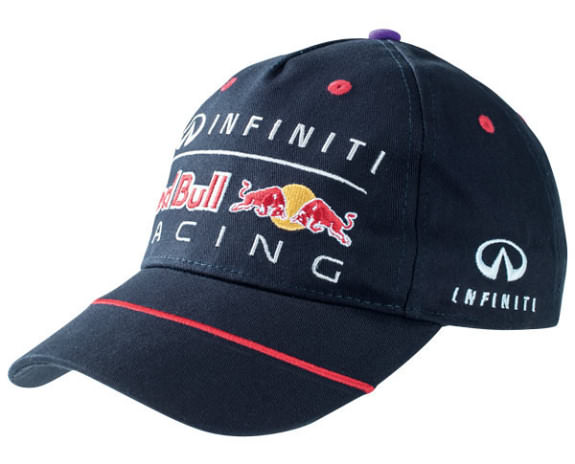 2014 INFINITI RED BULL RACING F1 TEAM CAP - ADULT