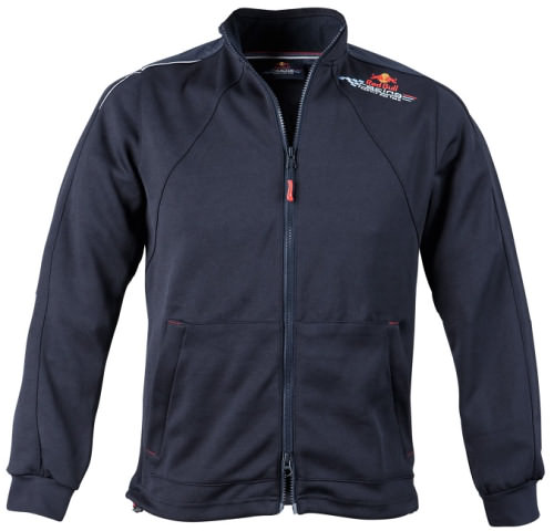 2011 RED BULL RACING F1 TEAM KIDS TRACK JACKET - NAVY