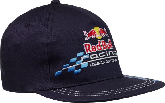 2014 INFINITI RED BULL RACING F1 TEAM FLAT BRIM CAP