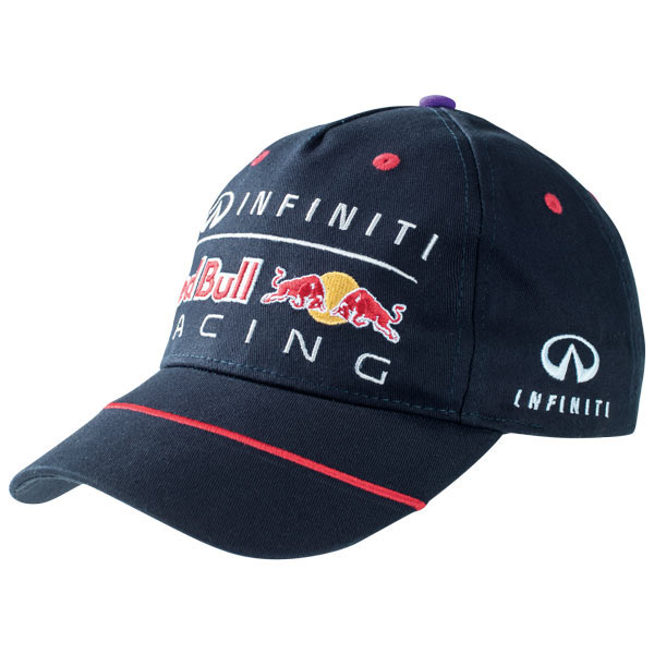 2014 INFINITI RED BULL RACING F1 TEAM CAP - KIDS