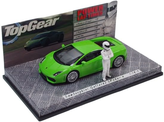 TOP GEAR LAMBORGHINI GALLARDO LP 560-4 - GREEN
