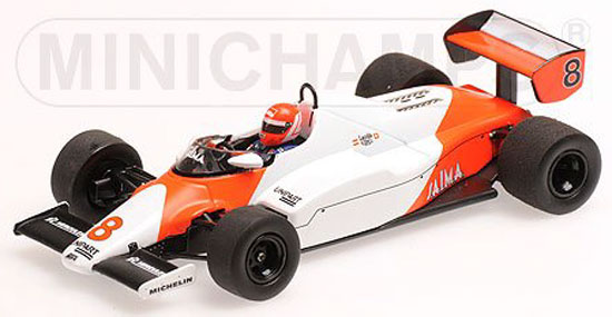 MINICHAMPS 1/43 1983 MCLAREN FORD MP4-1C – NIKI LAUDA