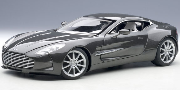 AUTOART 1/18 ASTON MARTIN ONE-77 - SPIRIT GREY