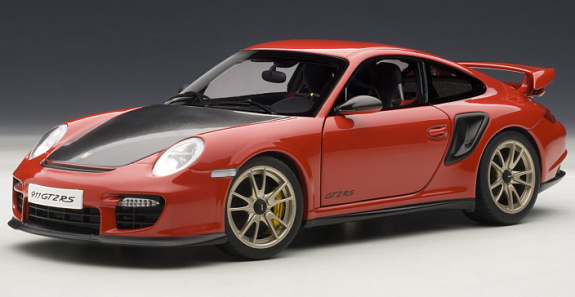 AUTOART 1/18 PORSCHE 911 ( 997 ) GT2 RS - RED