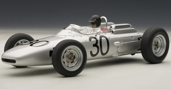 1/18 PORSCHE 804 F1 1962 #30 WINNER GP FRANCE - DAN GURNEY
