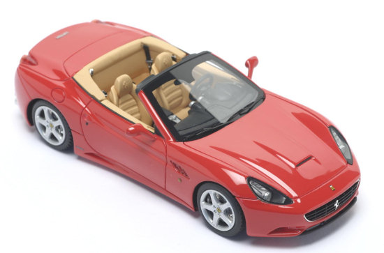 FERRARI CALIFORNIA CABRIO – RED