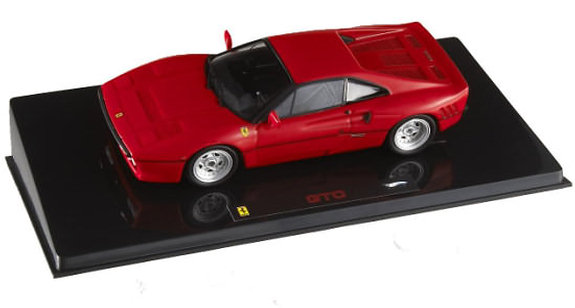 HOT WHEELS ELITE 1/43 FERRARI 288 GTO - RED