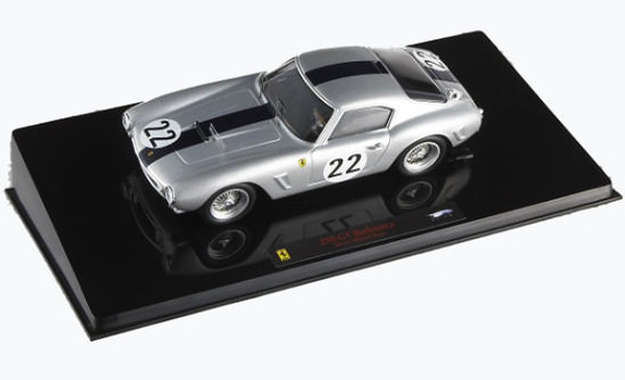 HOT WHEELS ELITE FERRARI 250 GT BERLINETTA - #22