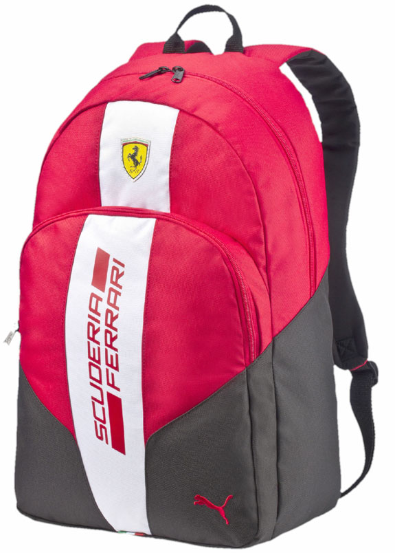 Officiel Scuderia Ferrari F1Racing Sac à dos par Puma 02bnNS2FZ