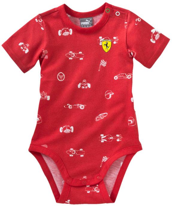 Puma Barboteuse 2016 01 761856 Pyjama Scuderia Ferrari Bébé Rqw1TCdx