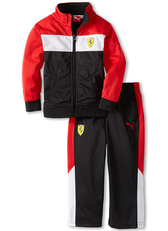 puma sweat suit