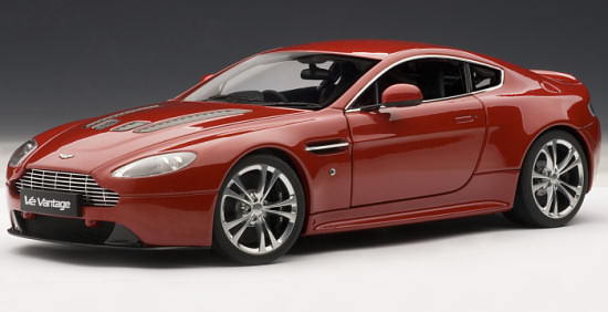 autoart 1 18 aston martin v12 vantage 2010 red autoart 1 18 aston martin v12 vantage 2010. Black Bedroom Furniture Sets. Home Design Ideas